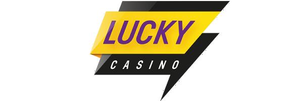 ラッキーカジノのロゴ